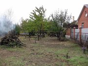 Расчистка огорода
