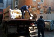 Вывоз мусора кроме пищевых отходов