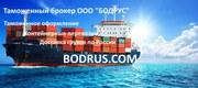 Услуги таможенного оформления в СПб - ООО Бодрус